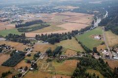 Farmland, Washington state Stock Photos