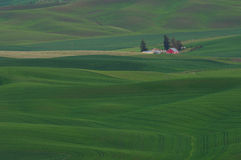 Farmlands Stock Image