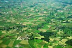 Farmlands in Germany. Stock Image