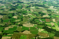 Farmlands in Germany. Royalty Free Stock Photography