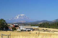 Farmlands, Goldendale, WA Royalty Free Stock Photos