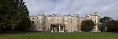 Farmleigh house Stock Photos
