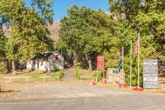 Farmstall w historycznym opłata drogowa domu w Michells przepustce Fotografia Stock