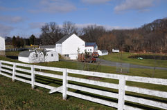 Farmstead Royalty Free Stock Photos