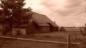 farmstead royalty-vrije stock afbeelding