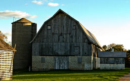 Farmstead - 3 Royalty Free Stock Images