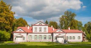 Farmy Abramtsevo w jesieni Obraz Stock