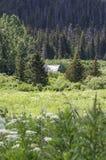 Farmy kabina Obraz Stock