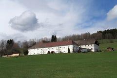 farmyard старый Стоковая Фотография RF