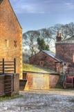 farmyard Imagem de Stock