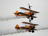 Farnborough Airshow 2012 Stock Photography