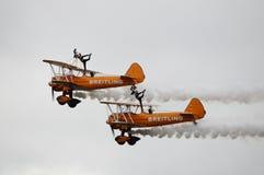 Farnborough Airshow 2012 Stock Photography