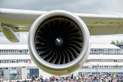 Farnborough Airshow 2016 Stock Photography