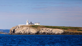 Farne Islands Lighthouse Stock Images