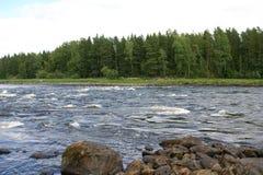 farnebefjarden река Стоковые Изображения