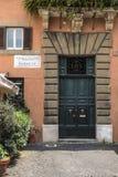 Farnese fyrkant Fotografering för Bildbyråer