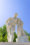 Farnese Hercules, Versailles, France. Farnese Hercules in Versailles, France Stock Photos