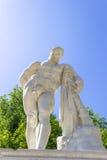 Farnese Hercules, Versailles, Frankrike Arkivfoton