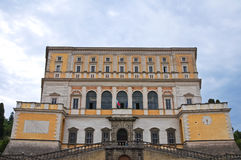 Farnese Palace. Caprarola. Lazio. Italy. Stock Photo