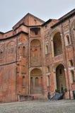 Farnese Palace. Piacenza. Emilia-Romagna. Italy. Royalty Free Stock Image