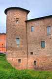 Farnese Palace. Piacenza. Emilia-Romagna. Italy. Royalty Free Stock Photos