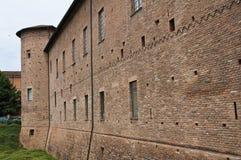 Farnese slott royaltyfria bilder