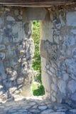 Farnham城堡在萨里 免版税库存图片