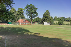 Farnham-Schloss in Surrey Stockfoto