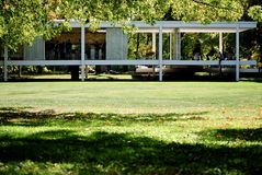 Farnsworth hus arkivbilder