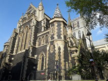 Farny kościół, Londyn Obrazy Royalty Free