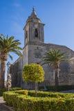 Farny kościół w Sabiote obraz stock