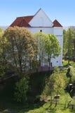 Farny kyrka Royaltyfri Foto