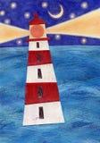 Faro royalty illustrazione gratis