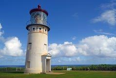Faro 2011 di Kilauea Immagine Stock