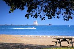 Faro 3 Fotografía de archivo libre de regalías