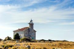 Faro abandonado Imagenes de archivo