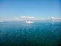 Faro adriatico Fotografie Stock Libere da Diritti