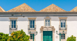 Faro Algarve, Portugal Fotografering för Bildbyråer