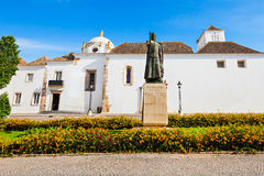 Faro Archaeological Museum Stock Images