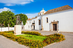 Faro Archaeological Museum Royalty Free Stock Photo