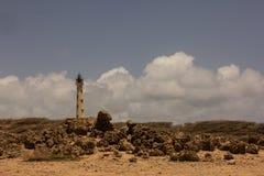 Faro Aruba Fotografia de Stock Royalty Free