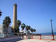 Faro/Beacon Chipiona, Cádiz-Sp Stock Images