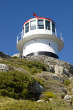 Faro Cabo de Buena Esperanza Suráfrica Imagen de archivo