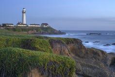 Faro California septentrional del punto de la paloma fotos de archivo