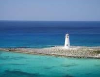 Faro caraibico Immagini Stock