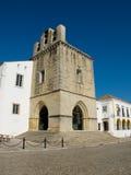 Faro Cathedral. Faro, Algarve. Portugal. Stock Images