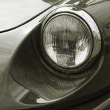 Faro classico dell'automobile Immagini Stock