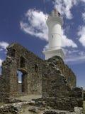 Faro - Colonia - Uruguay Fotos de archivo