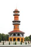 Faro colorido Foto de archivo libre de regalías