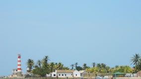 Faro de Adicora Imagen de archivo libre de regalías